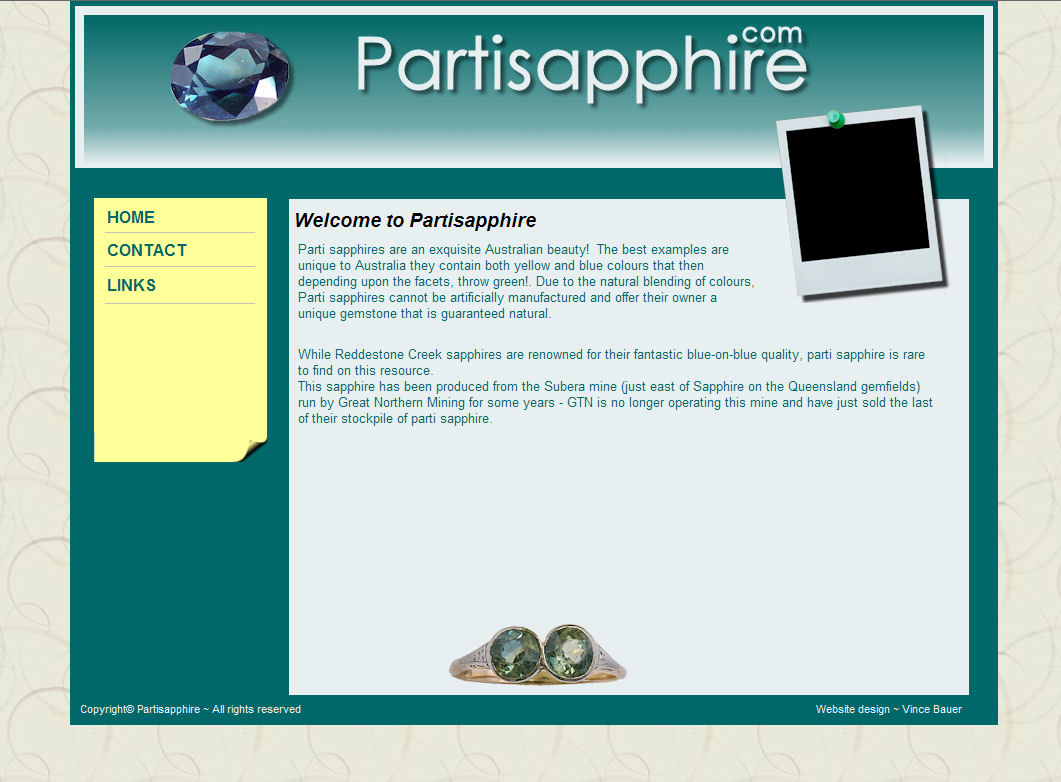 Partisapphire